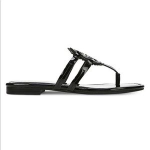 e85c310fc Sam Edelman Shoes - Circus medallion canyon black flat sandal